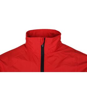 axant Elite Rain Jacket Men formular red